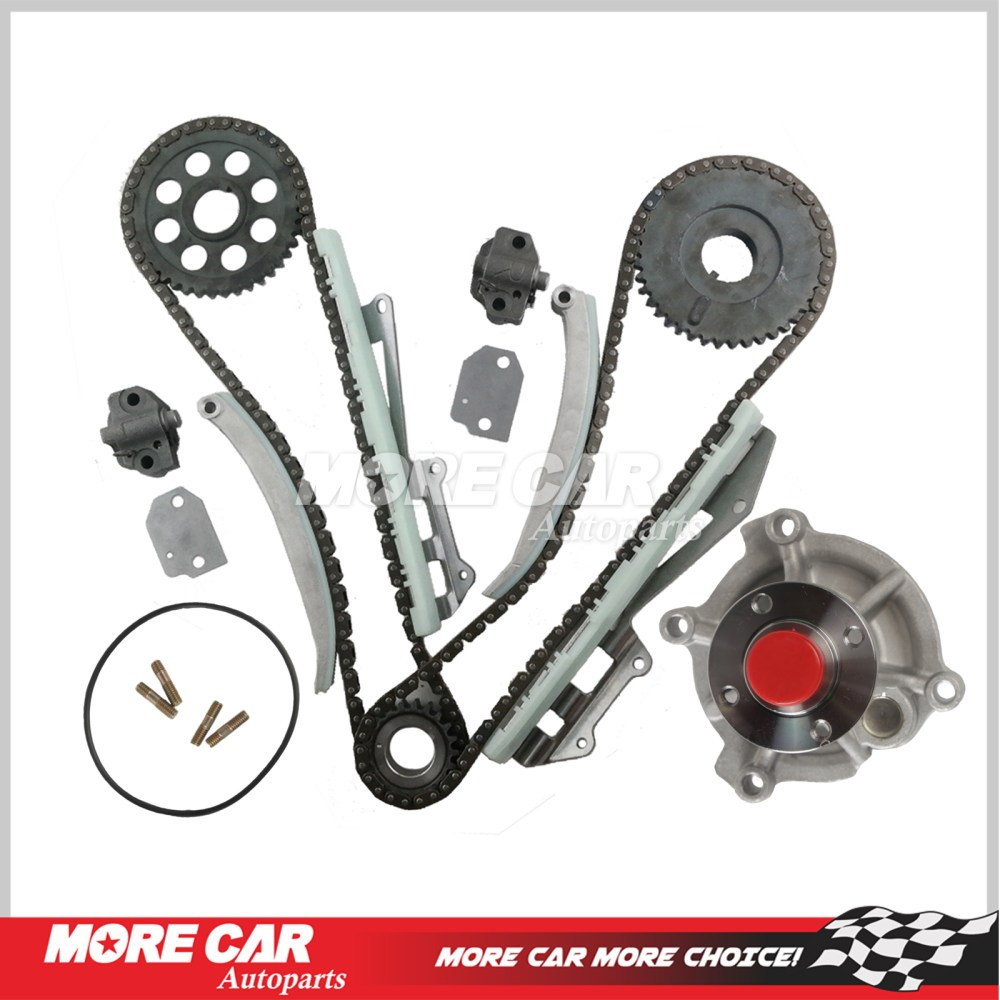 medium resolution of details about timing chain kit water pump fit 91 97 ford crown victoria victoria lincoln town
