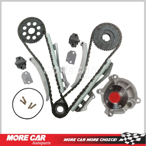 small resolution of details about timing chain kit water pump fit 91 97 ford crown victoria victoria lincoln town