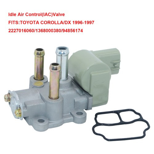 small resolution of 1pcs oem idle air control valve 22270 16060 for geo prizm toyota celica corolla