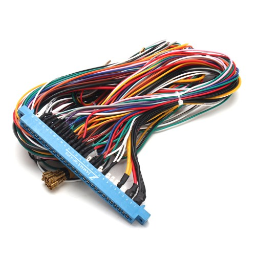 small resolution of 28 pin jamma harness wire wiring loom for arcade game pcb video game