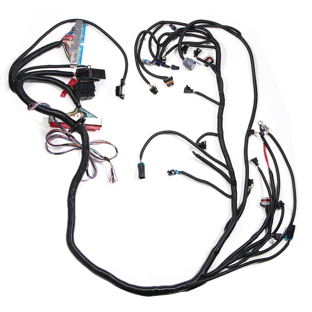 For 1997-2006 DBC LS1 Standalone Wiring Harness With 4L60E