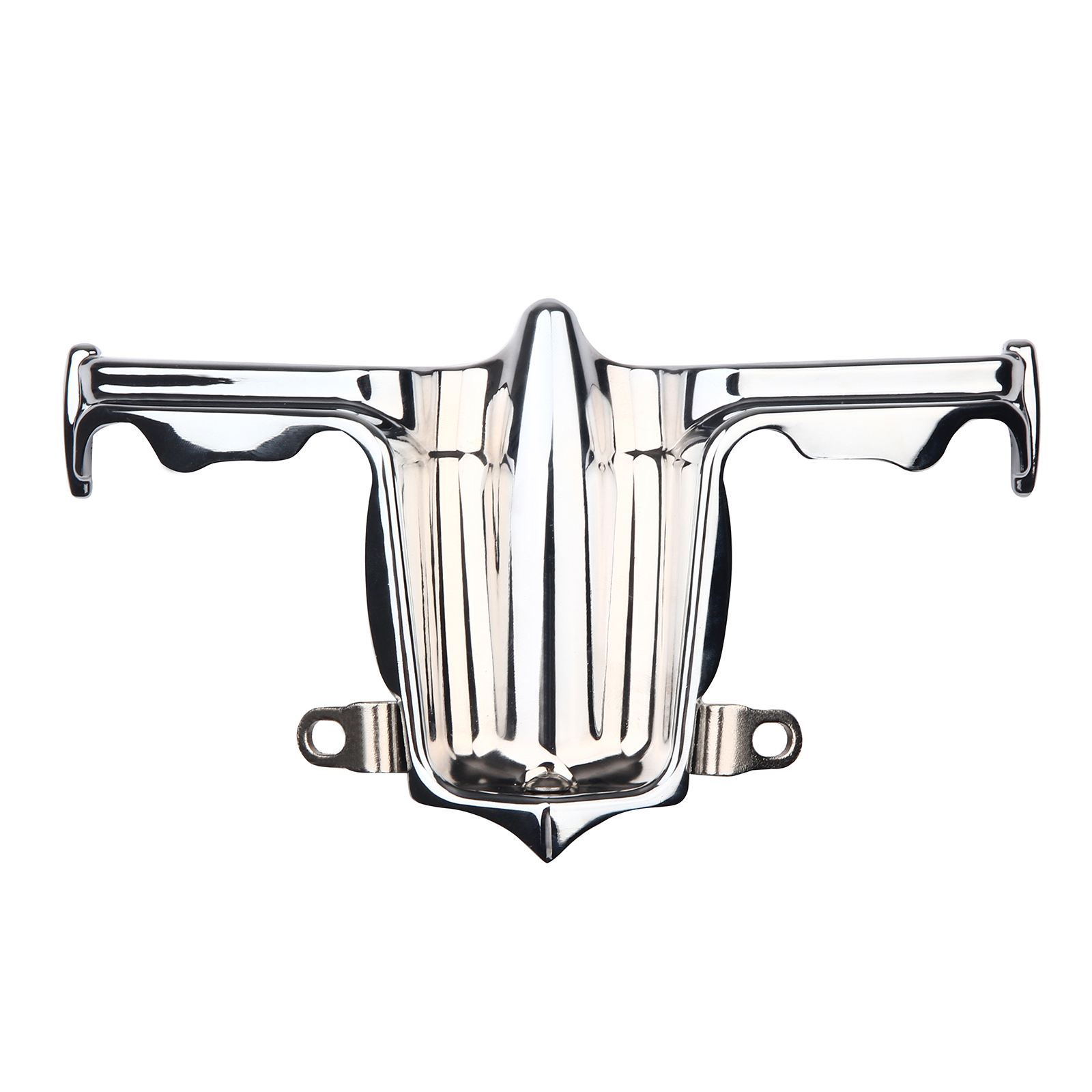 Chrome Tappet / Lifter Block Accent Cover for Harley Twin