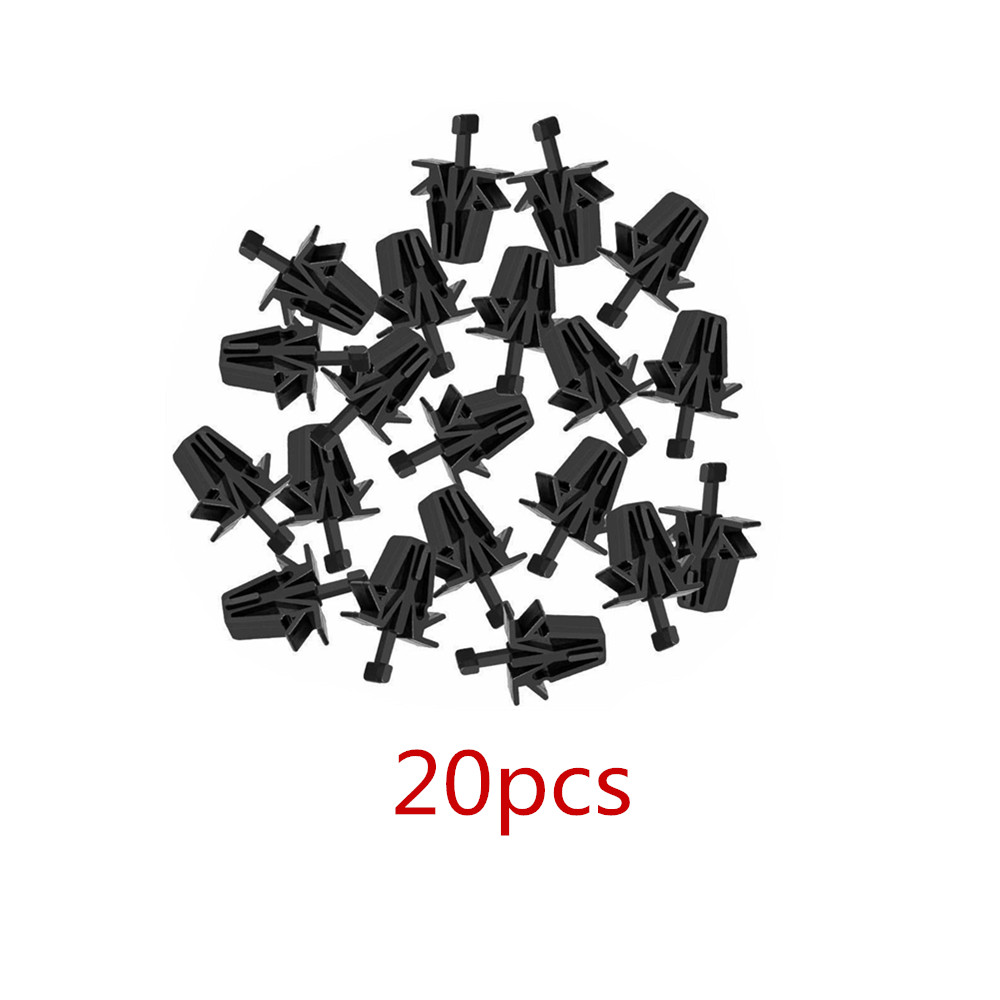 20pcs Grille Retainer Clips fit for Toyota Pickup 4Runner