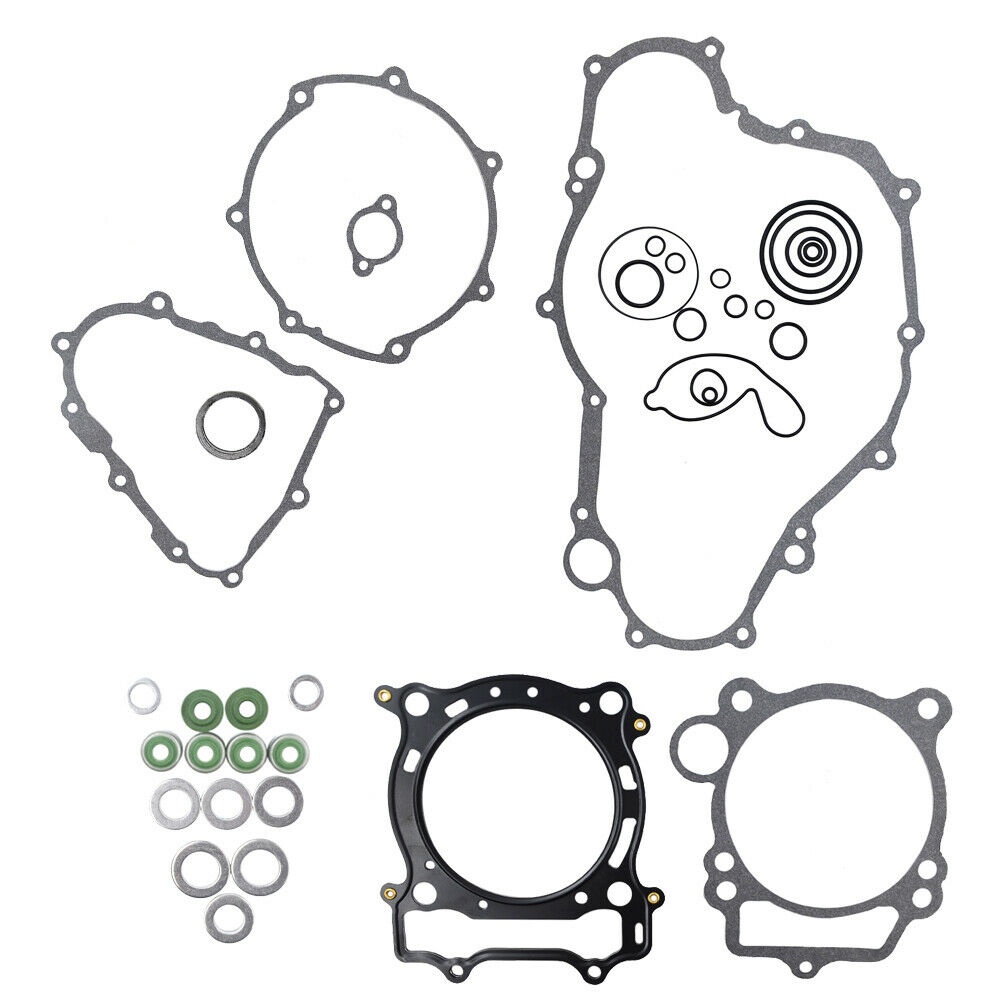 Complete Gasket Top Bottom End Set for Yamaha YZ450F