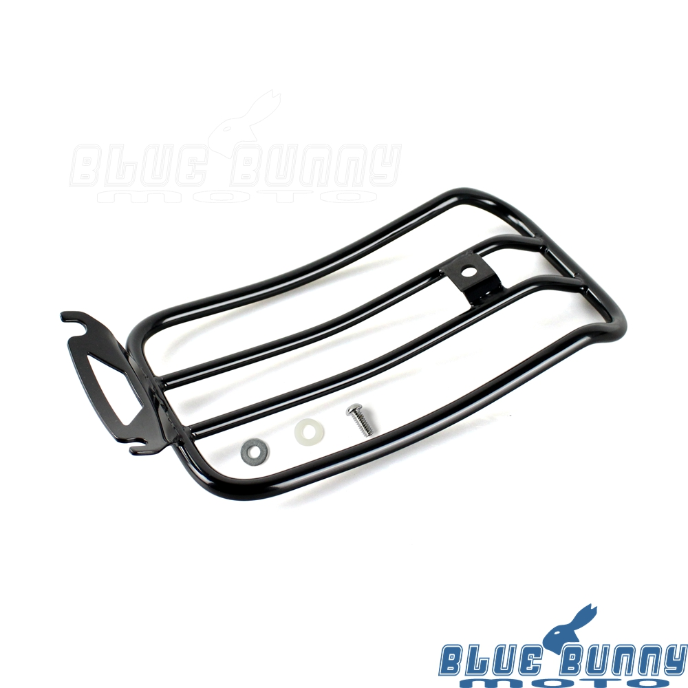 Motorcycle Solo Seat Rear Fender Luggage Rack For Harley