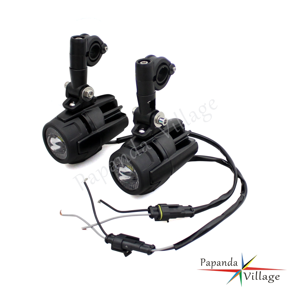 medium resolution of led auxiliary fog lights 40a wiring harness switch for bmw motorcycle r1200gs