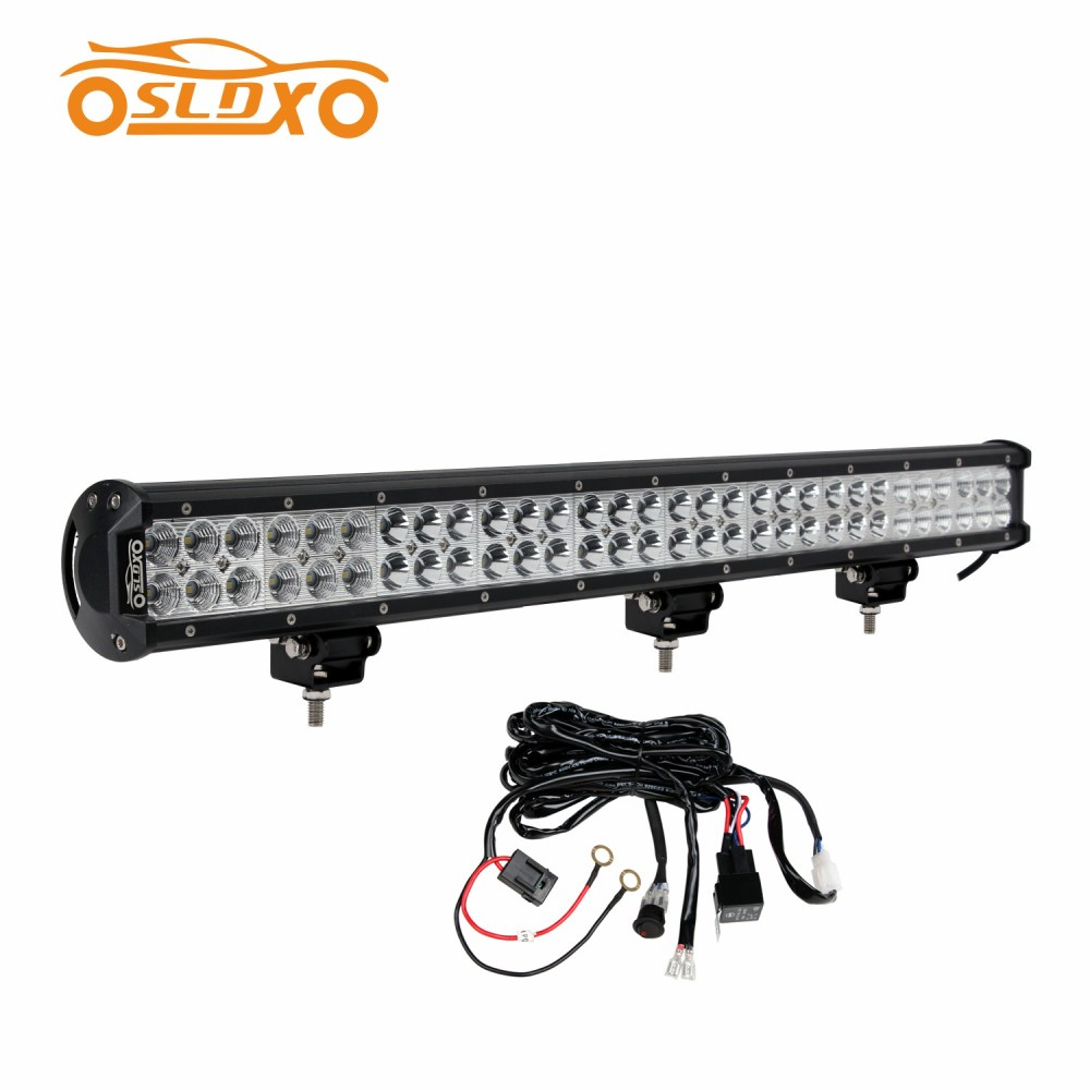 medium resolution of image is loading sldx 28 039 039 180w led light bar