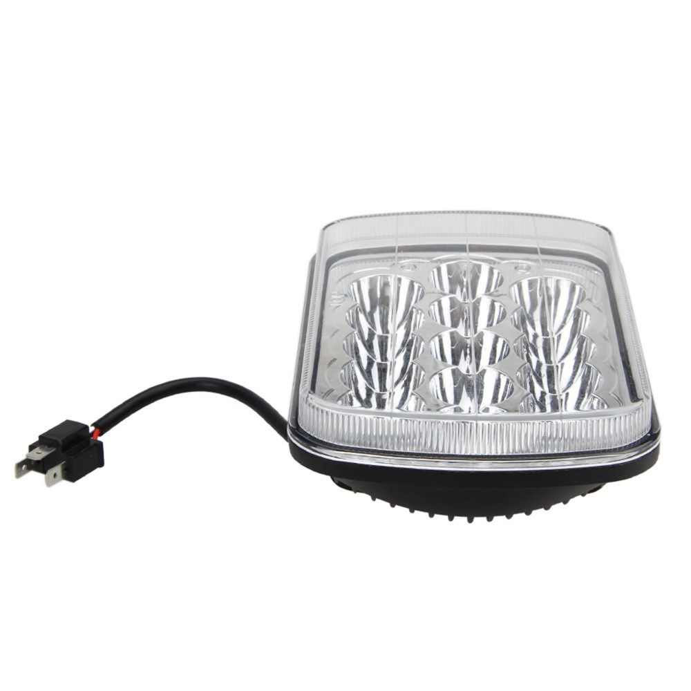 medium resolution of 7x6 5x7 led headlight 2x for ford super duty truck f550 f600 f650 f700 f750