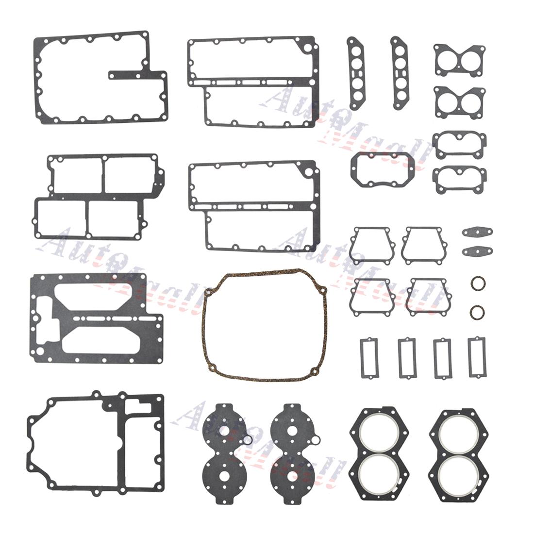 Powerhead Head Gasket Kit Set for Johnson/Evinrude