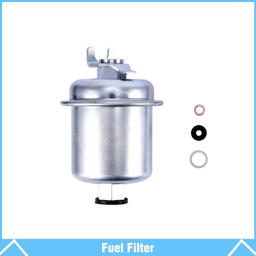 medium resolution of fuel filter for acura rl cl tl integra honda cr v prelude civic 16010 st5 931