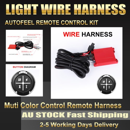small resolution of details about autofeel wiring harness kit on off for led work light bar off road 12v 40a fuse