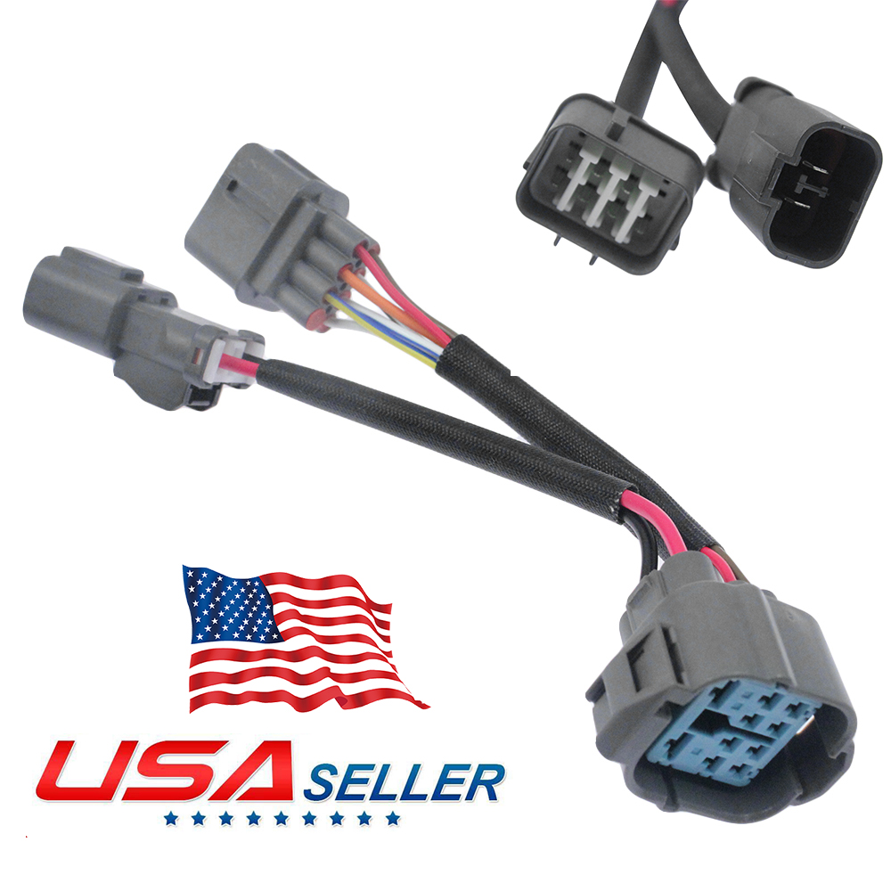 medium resolution of details about obd1 to obd2 10pin distributor engine jumper harness dizzy for honda acura civic