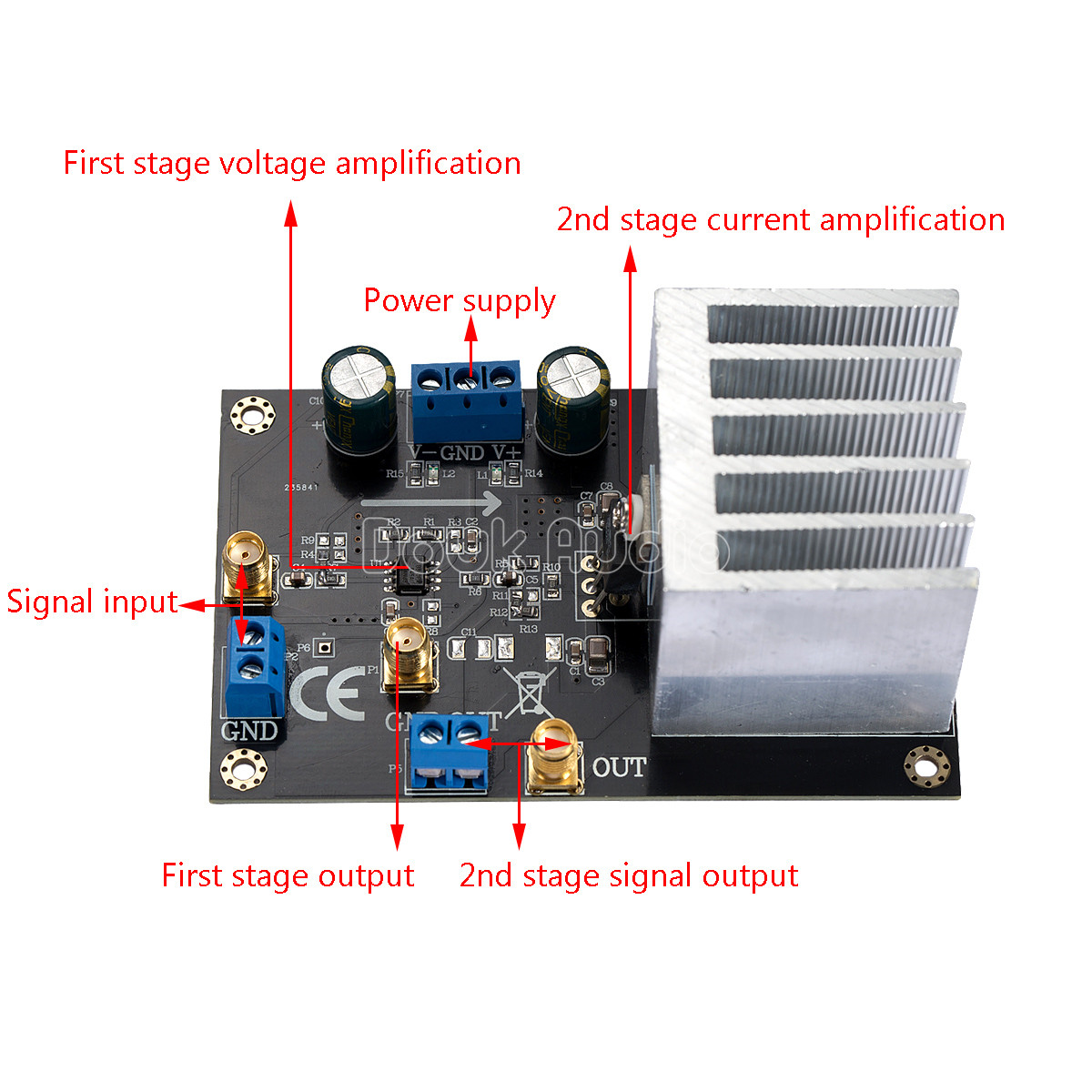 High Current Op Amp For Motor Driver
