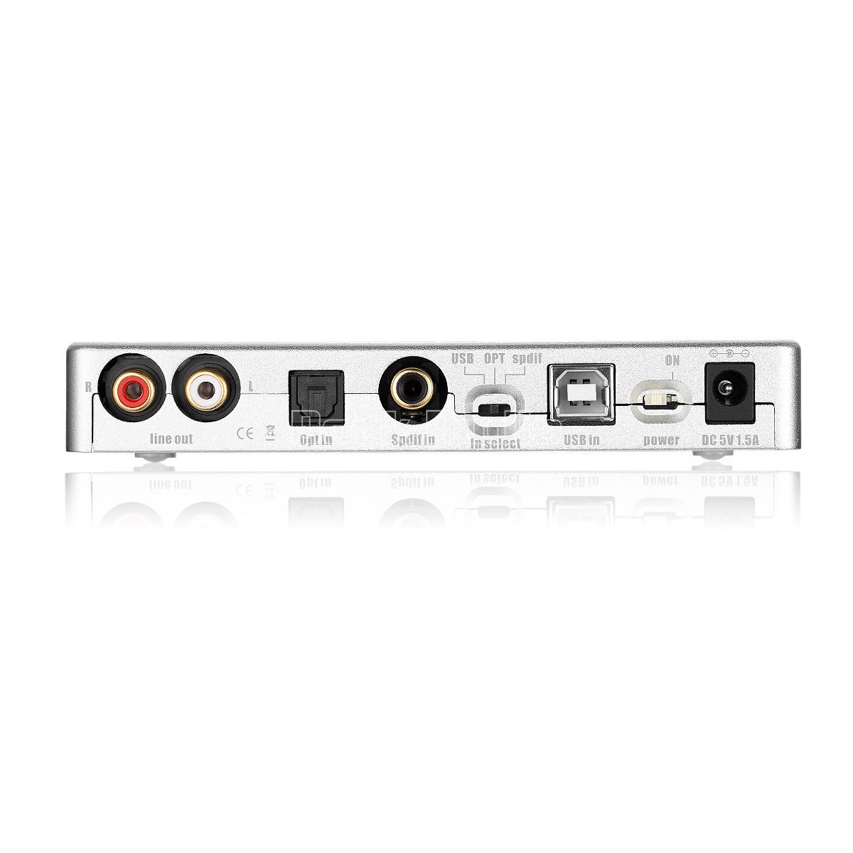 Nobsound Dsd Hifi Audio Decoder Xmos Dac Usb Coaxial Optical Pcm384k Dsd256