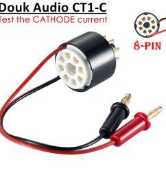 details about tube cathode bias current probe tester 8 pin socket for 6l6 6v6 el34 kt88 6550 [ 1200 x 1200 Pixel ]