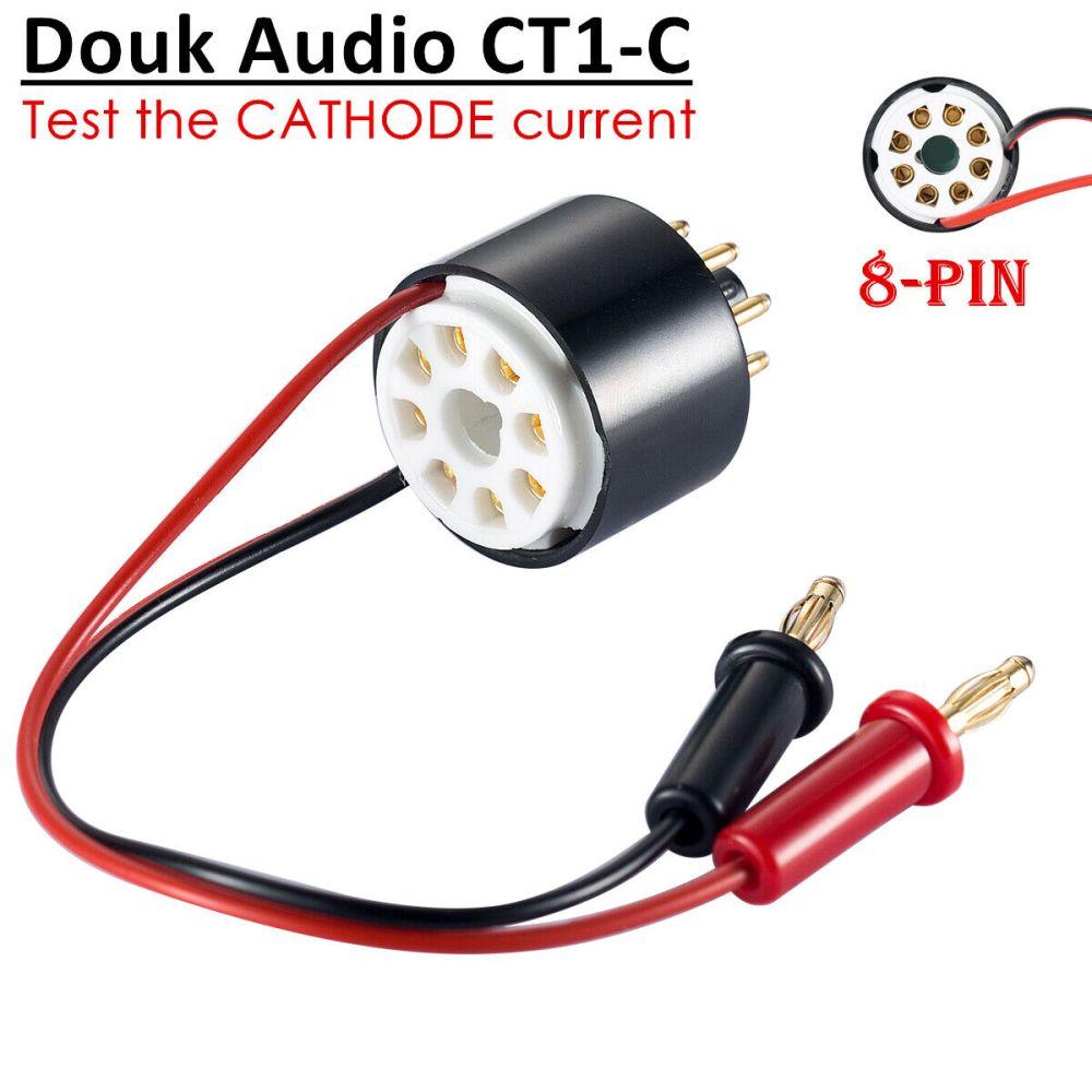medium resolution of details about tube cathode bias current probe tester 8 pin socket for 6l6 6v6 el34 kt88 6550