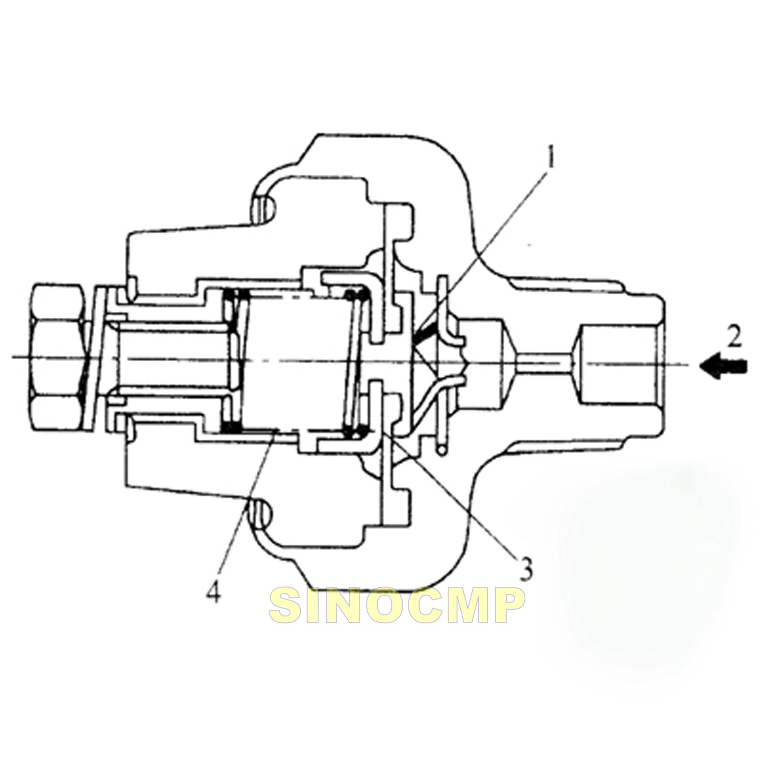 hight resolution of oil pressure sensor 3e 6455 3e6455 for e330b engine 3114 3116 garden tractor wiring diagram hitachi excavator wiring diagram