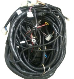 details about complete wiring harness for daewoo doosan dh215 7 excavator outer and inner [ 1600 x 1600 Pixel ]