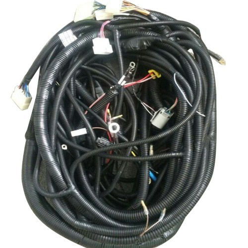 small resolution of details about complete wiring harness for daewoo doosan dh215 7 excavator outer and inner