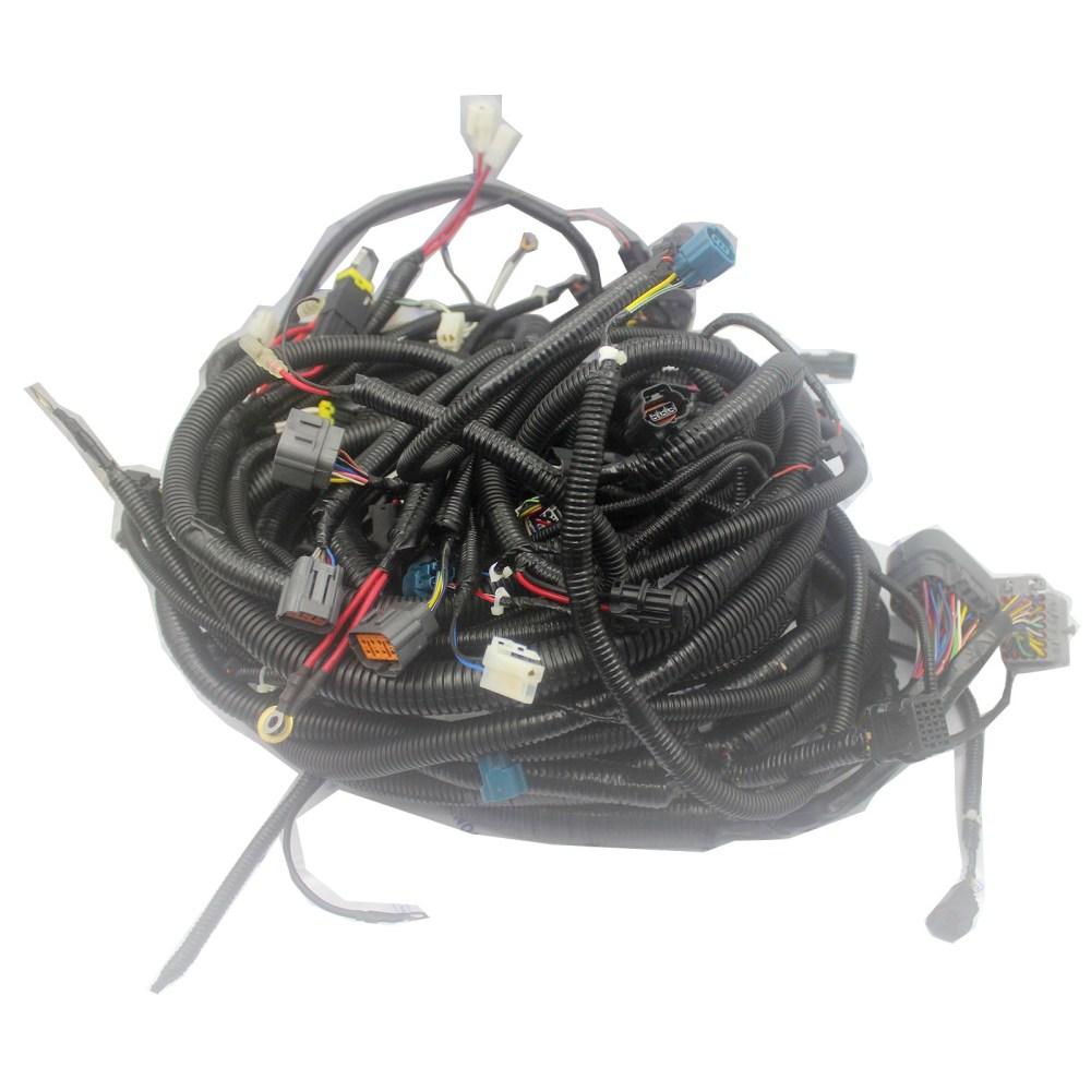 medium resolution of 0001859 outside external wiring harness for hitachi ex220 3 4l80e external wiring harness details about 0001859