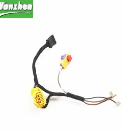 details about steering wheel airbag harness wiring cable fit for bettle golf sharan passat vw [ 1000 x 1000 Pixel ]