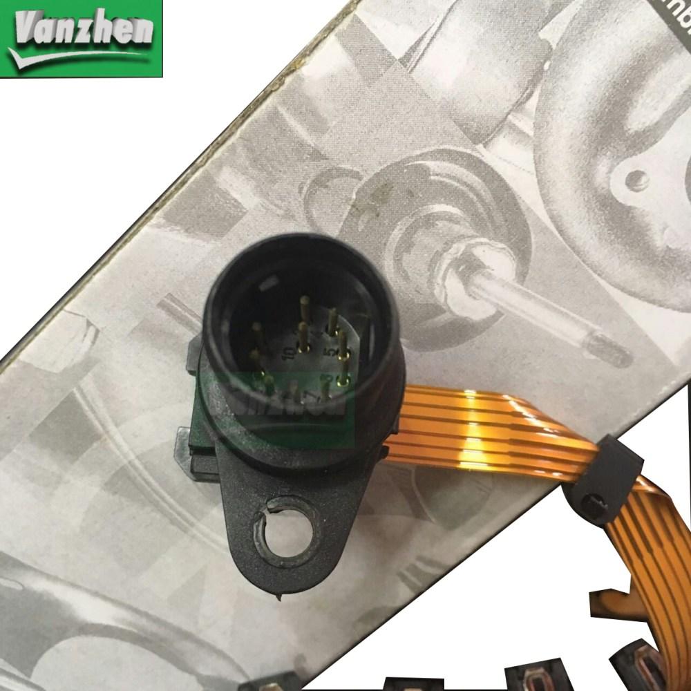 medium resolution of vw 097 01n g93 transmission internal wiring harness ribbon sensor wire097927365d