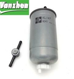 fuel filter fuel filter return valve kit for vw tdi 1 9l diesel alh bew bhw [ 1000 x 1000 Pixel ]