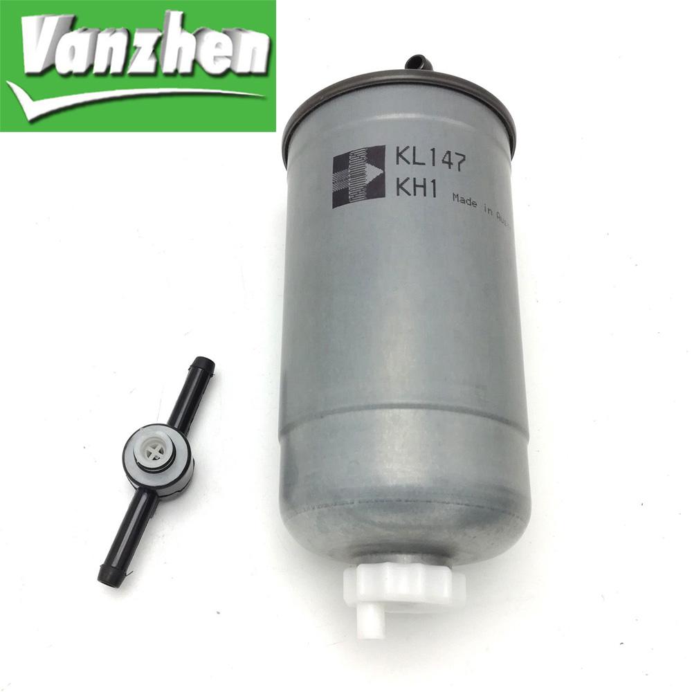 medium resolution of fuel filter fuel filter return valve kit for vw tdi 1 9l diesel alh bew bhw