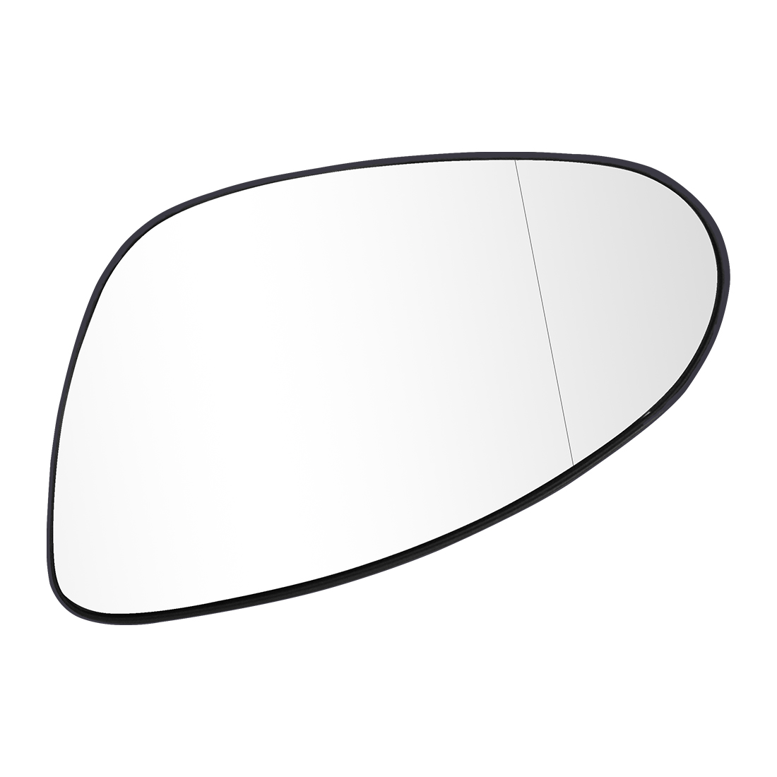 Drive Side Left Mirror Glass For Mercedes S550 S600 Cls500