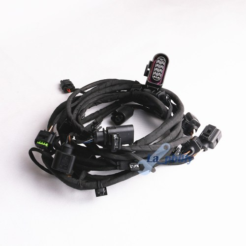 small resolution of engine control module wiring harness 4l0971095q for audi 07 09 q7