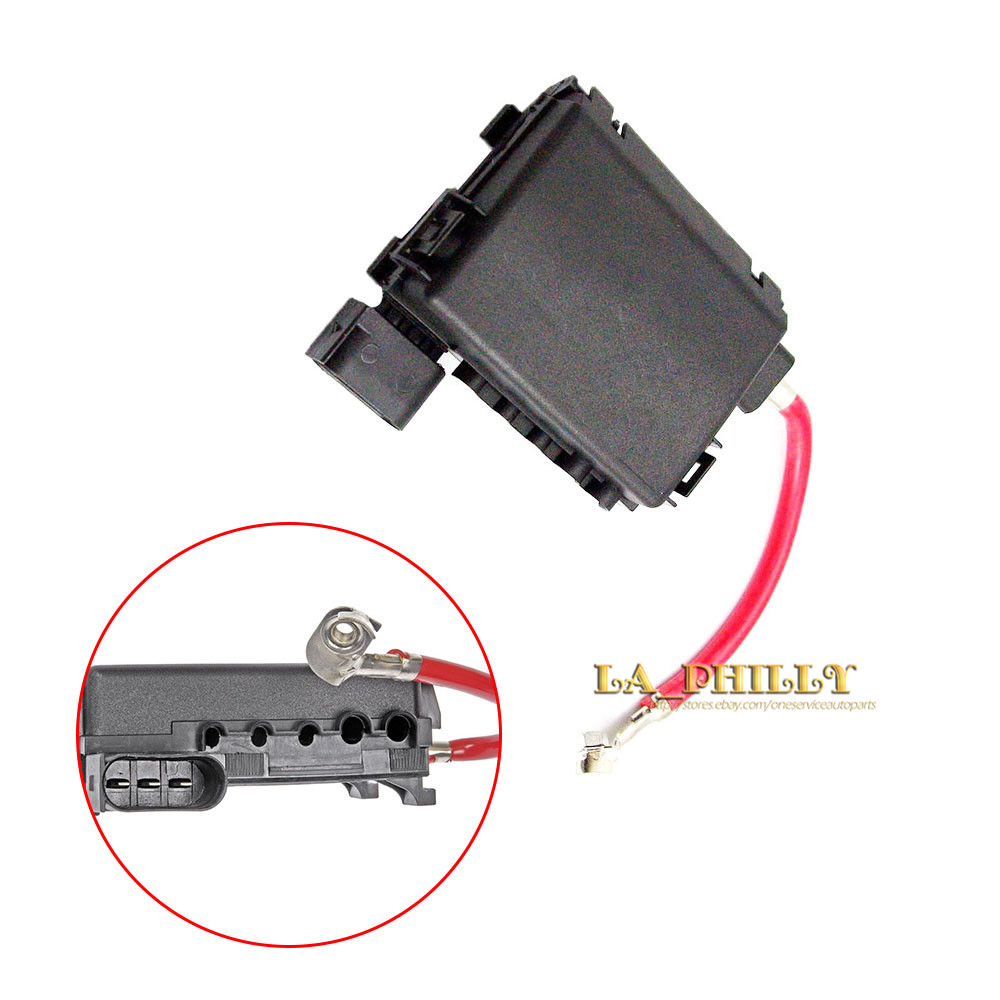 hight resolution of details about battery fuse box fits for volkswagen jetta golf beetle 2 0 1 8t tdi vr6 mk4 vw