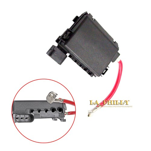 small resolution of details about battery fuse box fits for volkswagen jetta golf beetle 2 0 1 8t tdi vr6 mk4 vw