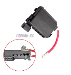 oem fuse box battery terminal fit vw jetta golf mk4 beetle 2 0 1 9tdi 1j0937617d [ 1000 x 1000 Pixel ]