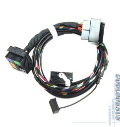 direct plug wiring harness cable for vw rns 510 9w2 9w7 bluetooth 1k8035730d [ 1000 x 1000 Pixel ]