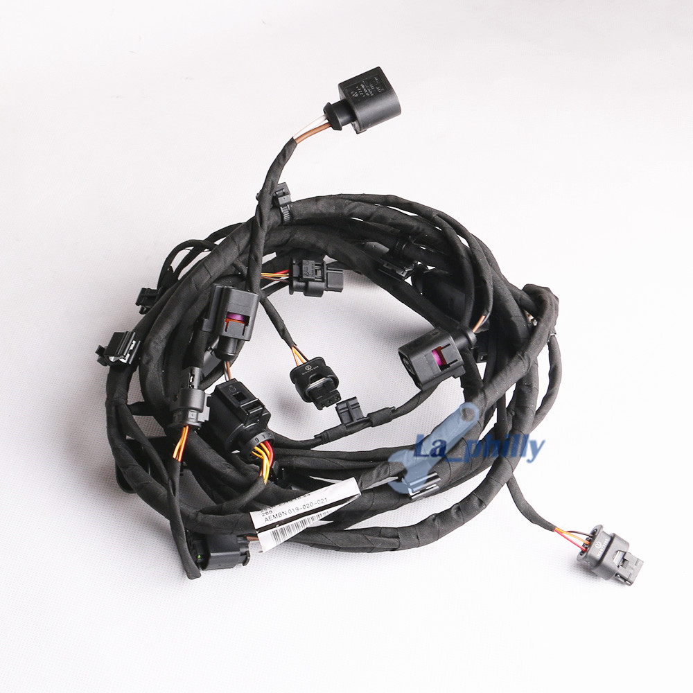 hight resolution of engine control module wiring harness 4l0971095q for audi 07 09 q7