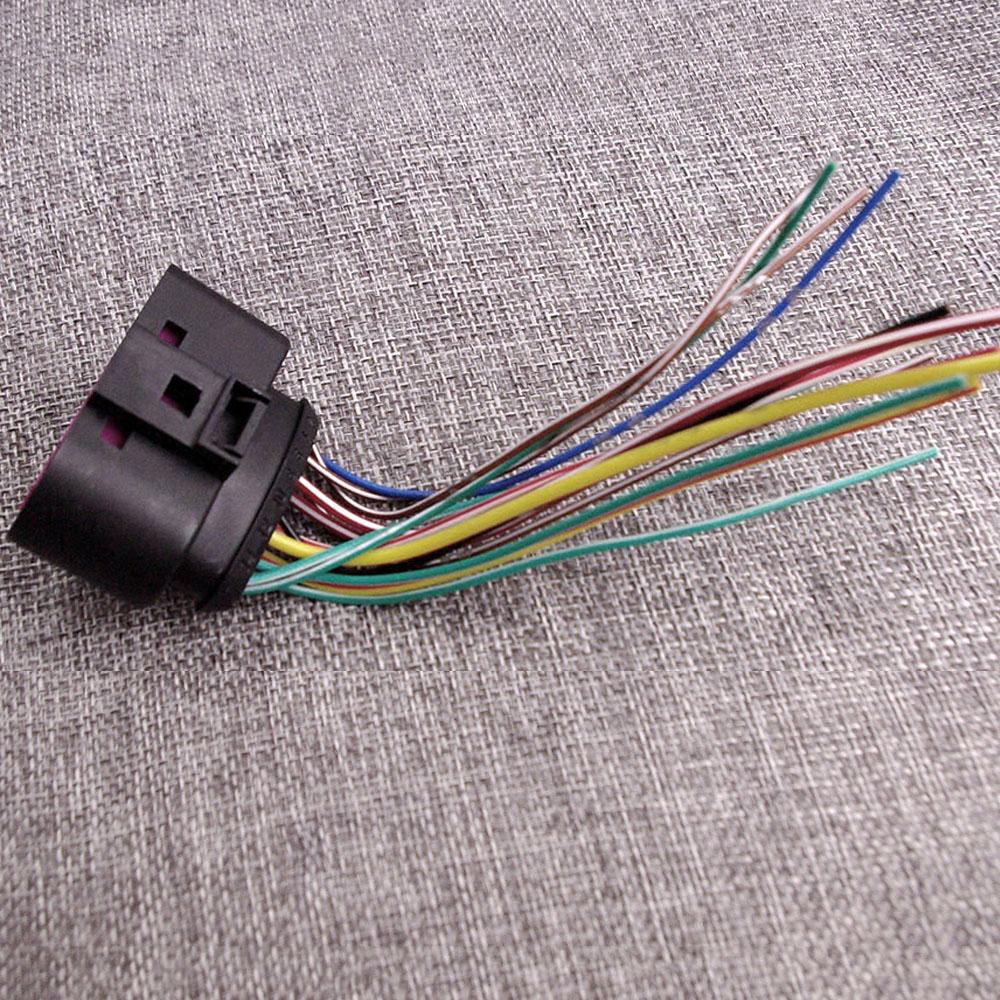 medium resolution of details about 1j0973737 xenon headlight plug 14 pin for audi q5 2009 2014q7 07 14