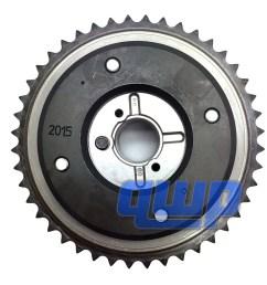 exhaust vvt camshaft adjuster for 2003 2005 mercedes benz c230 w203 2710500900 [ 1001 x 1001 Pixel ]