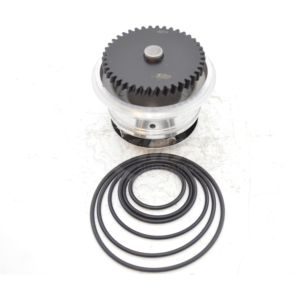 medium resolution of details about new engine water pump w gasket for chevy silverado oe quality