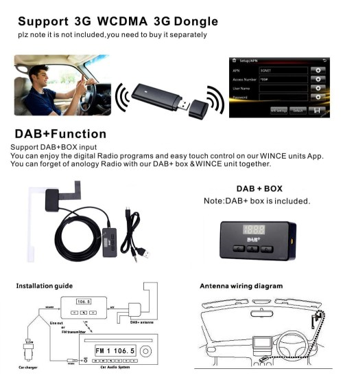 small resolution of 7 car stereo for audi a4 s4 b6 b7 rs4 dvd player gps sat nav bluetooto dab box