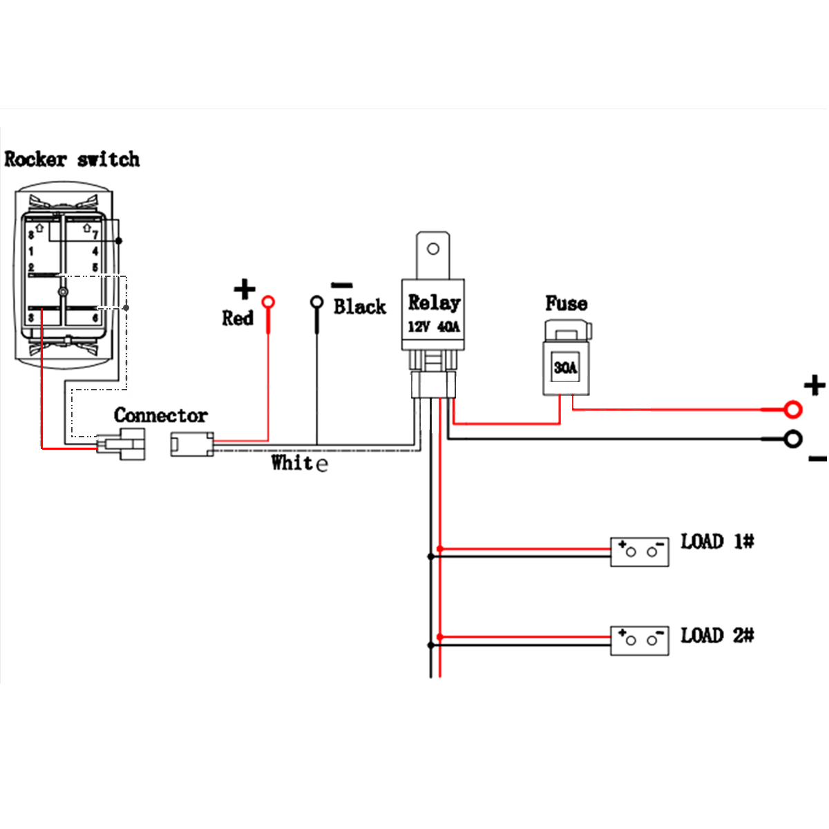 hight resolution of on a 12v lighted switch wiring diagram wiring diagram blogs 12 volt 3 wire switch diagram
