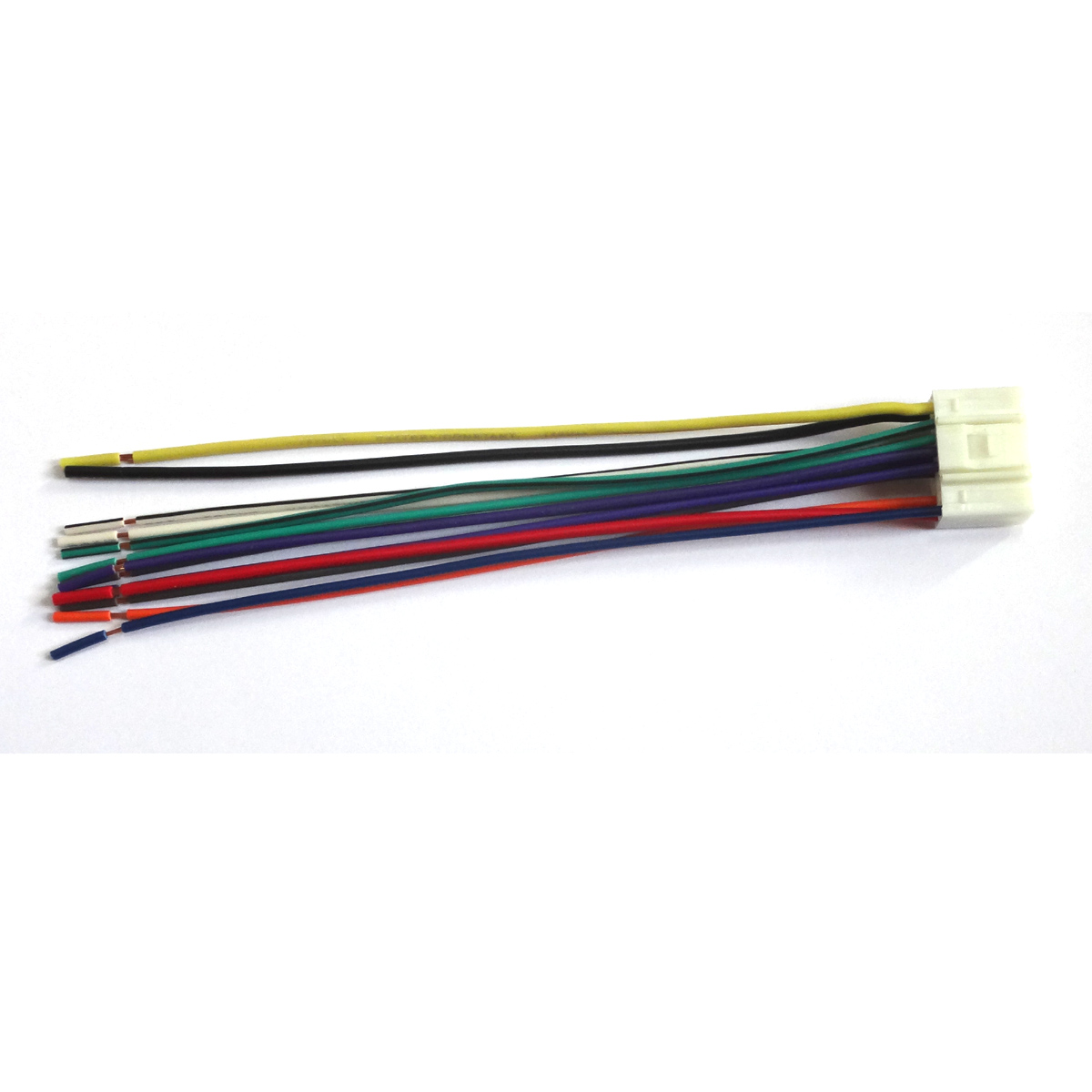 hight resolution of details about alpine 16 pin car stereo radio wiring wire harness lead tao