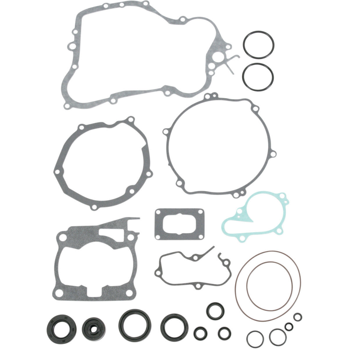 Completed Engine Gasket Kit Set For Yamaha Yz125 Yz 125