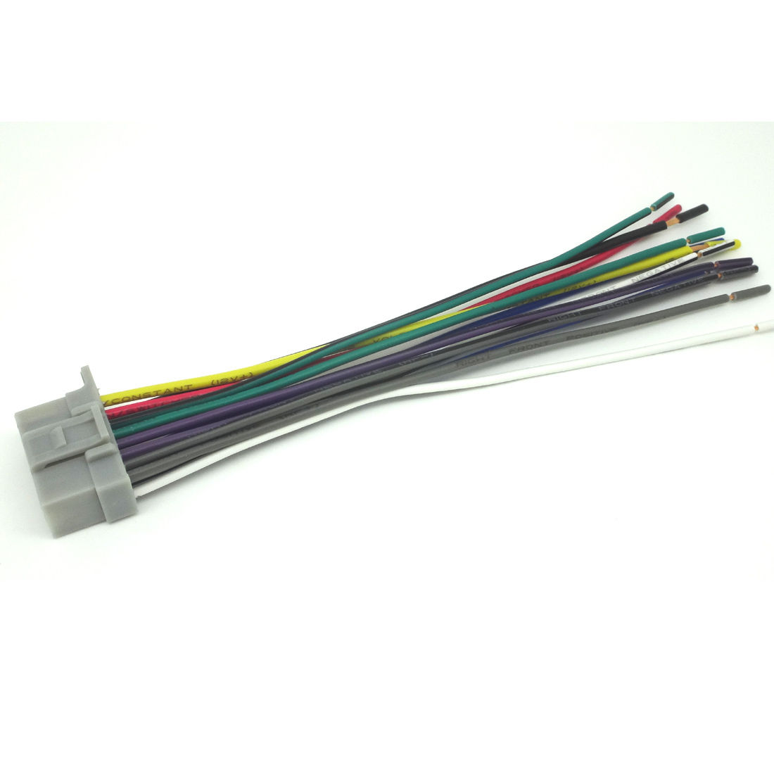 hight resolution of details about for 16pin wire harness for panasonic cq c3400u cq c3403u cq c3405u tao