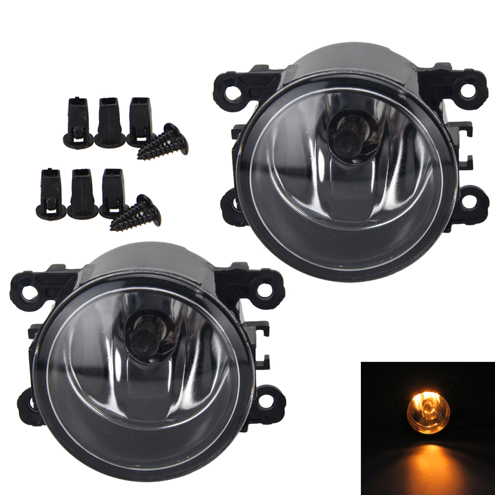hight resolution of details about driver sides or passenger sides fog light lamps h11 bulb for fusion focus