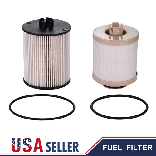 small resolution of details about diesel fuel filter kit for 2008 2010 ford f 250 f 350 f 450 f550 super duty 6 4l