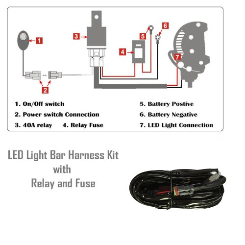 small resolution of 52 u0026 034 300w curved led light bar chaser rgb halo ip 68 waterproof52