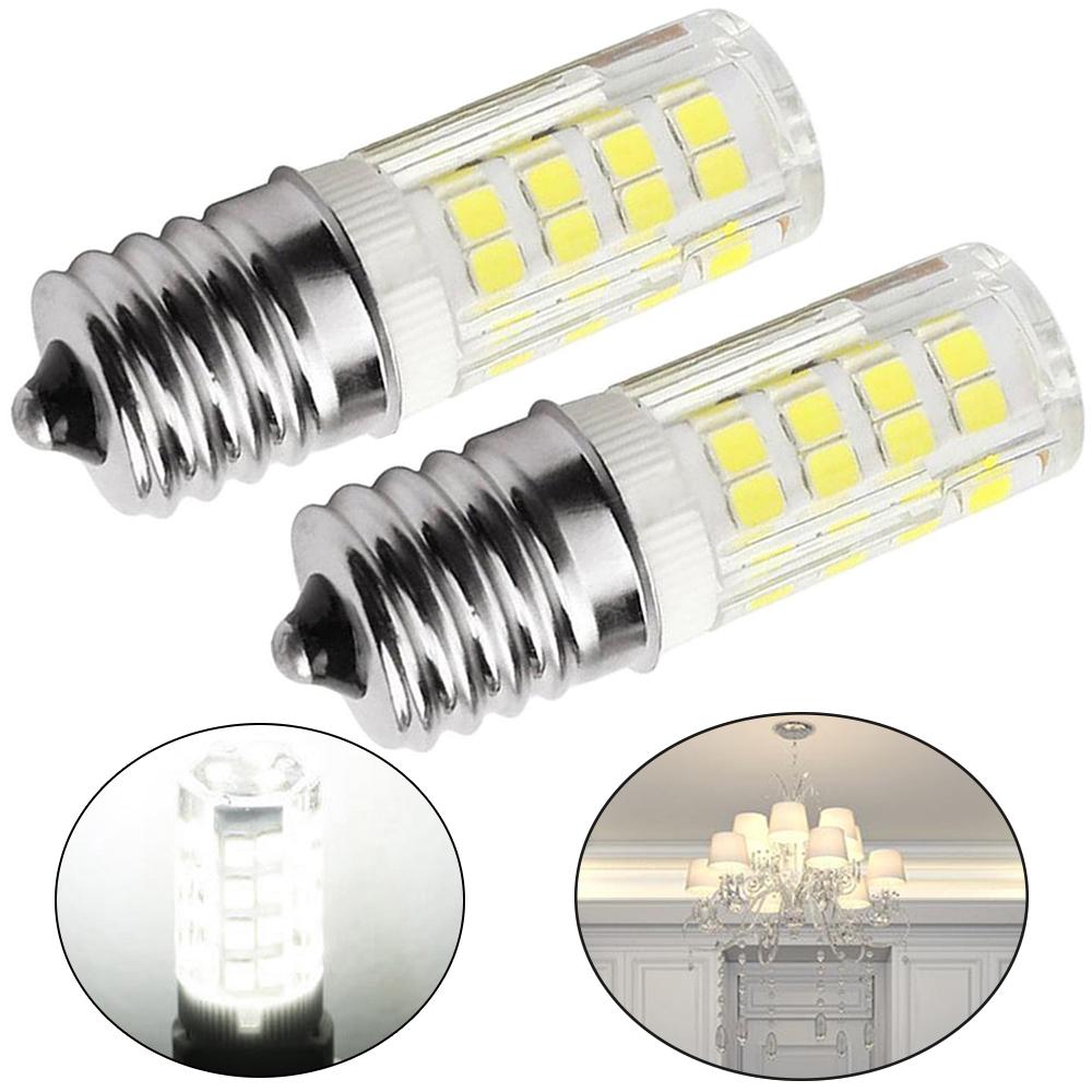 medium resolution of 2pcs mini led replacement light bulb for appliance e17 socket 4w oven bulbs fast