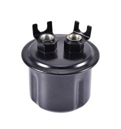 fuel filter fit for honda civic civic wagon crx wagovan 4cyl 1 5l 1988 1991 [ 1001 x 1001 Pixel ]