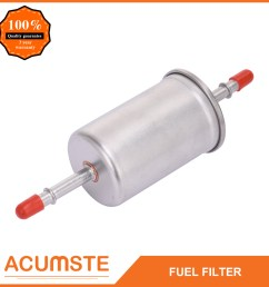 fuel filter for ford fusion crown victoria lincoln town car mercury [ 1001 x 1001 Pixel ]