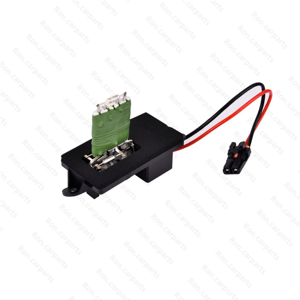 medium resolution of ac blower motor resistor w wiring harness for chevy avalanche tahoe 89019089